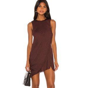 NWOT L'Academie The Grazielle Dress